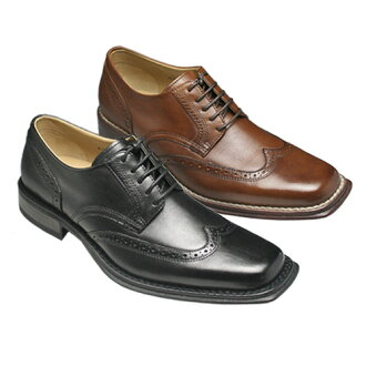 Business shoes wing tip (race) RK4404 fs3gm