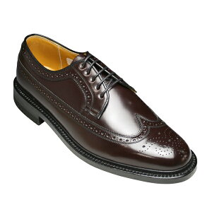 【REGAL(リーガル)】 2589 ビジネスシューズ ウイングチップ紐 (ブラウン)/メンズ 靴