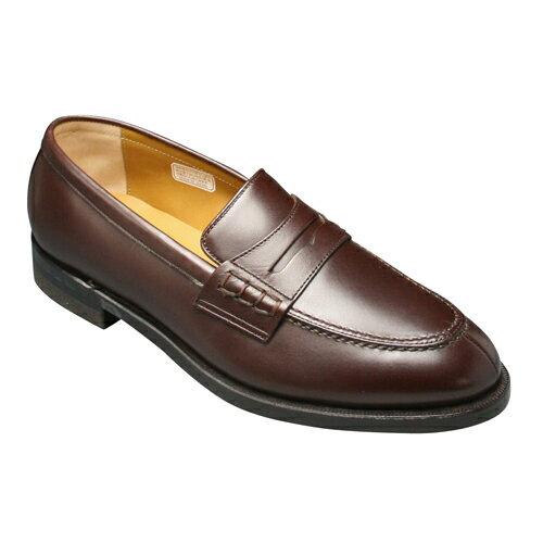 【REGAL (リーガル)】本格派トラッド!幅広3Eの定番ビジネスシューズ(ローファー)・JE02(ダークブラウン)/メンズ 靴