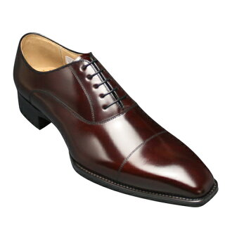 [REGAL( Regal] legendary man with long legs dress shoes (straight tip) 911R (wine) of the form that 】 is elegant [easy ギフ _ packing]