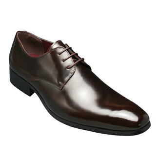 [SARABANDE (sarabande)] European traditional の cowhide business shoes (plane toe), SB7760 (dark brown) [easy ギフ _ packing]