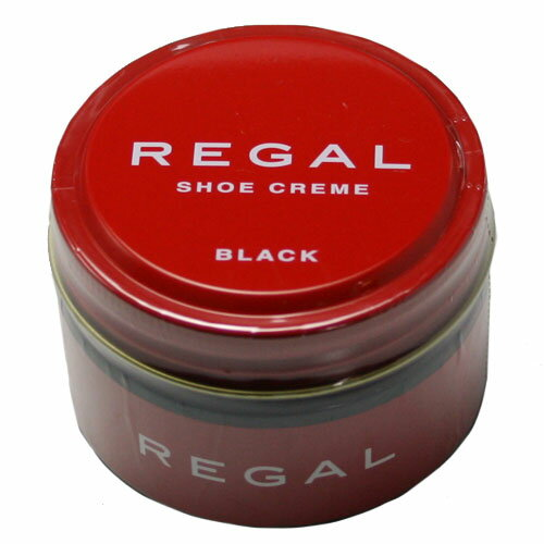 【REGAL(リーガル)】シュークリーム50g(ブラック)・TY15【楽ギフ_包装】/メンズ 靴