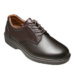 Cowhide many functions comfort business shoes race (plane toe) MW8800 (dark brown)