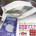 ハイテクマスク メントール 1箱10袋入り(20枚)/ 日本...