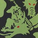 神和手ぬぐい スサノオの巻 神話の手拭い 注染ヤマタノオロチの手ぬぐい てぬぐい 手ぬぐい 手拭い かまわぬ製
