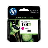 【期間限定価格】【HP純正インク】プリントカートリッジ HP178XL マゼンタ 増量 CB324HJ【05P15Feb15】