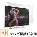 液晶テレビ保護パネル(55インチ対応・アクリル製) EZ2-CRT018