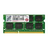 Transcend 4GB Memory for NotePC / DDR3-1333��PC3-10600�� JM1333KSN-4G������̵����