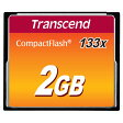 Transcend コンパクトフラッシュカード(2GB・133倍速)【05P27May16】