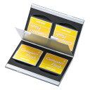 アルミメモリーカードケース(CFカード用・両面収納タイプ) サンワサプライ FC-MMC5CFN サンワサプライ【ネコポス対応】