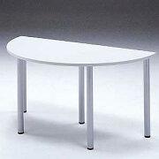 MEデスク用エンドテーブル(D600デスク用)(受注生産) MEA-ET12 サンワサプライ 【代引き不可商品】