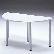 MEデスク用エンドテーブル(D800デスク用)(受注生産) MEA-ET16 サンワサプライ 【代引き不可商品】