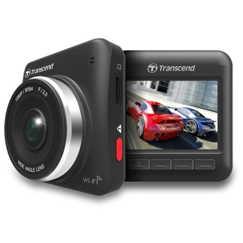 ドライブレコーダー(高画質フルHD・常時録画・microSD16GB付属・DrivePro 200 TS16GDP200M-J・Transcend)【送料無料】
