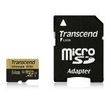 Transcend 64GB microSDXC������ 633x UHS-I U3�б� TS64GUSDU3������̵����