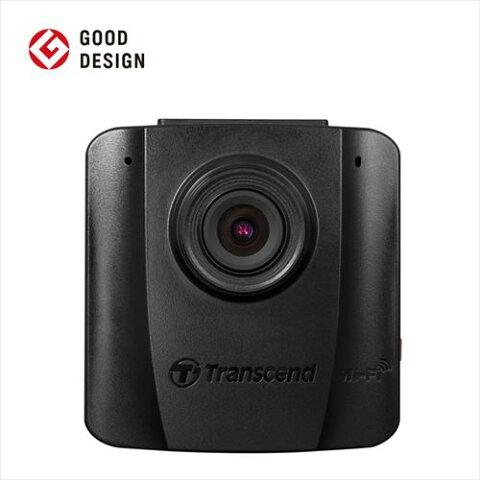 Transcend Wi-Fi対応ドライブレコーダー 吸盤固定仕様 DrivePro 50 TS16GDP50M【送料無料】