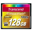 Transcend(トランセンド・ジャパン) コンパクトフラッシュカード 128GB 1000倍速 TS128GCF1000【送料無料】