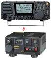 【ポイント5倍】DX-R8&DM-305MVアルインコ 卓上受信機&電源