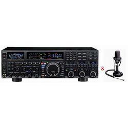 FTDX5000MP Limited&MD-200A8X(最高級スタンドマイク)八重洲無線(スタンダード)HF/50MHz オールモード200W アマチュア無線機