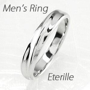 メンズリング 地金 ツイスト K18 ホワイトゴールド K18WG マリッジリング 指輪 結婚指輪 【送料無料】【コンビニ受取対応商品】 K18 ゴールド K18ホワイトゴールド メンズリング 地金 ツイスト マリッジリング 指輪 結婚指輪