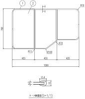 1200���ȥե�(3��)YFK-1380C(2)