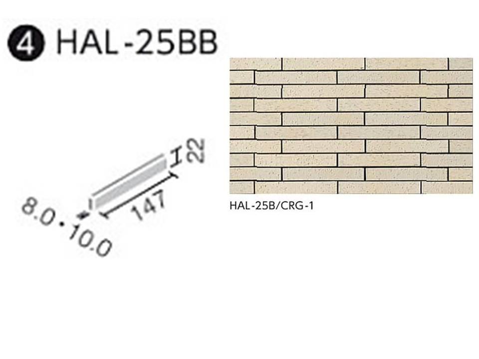 LIXIL(INAX)HALALLシリーズ セラヴィオ R(ラフ面ボーダー) 調整用平(バラ)HAL-25BB/CRG-1