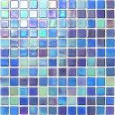 【名古屋モザイク】 ONIX GLASS MOSAICオニックスガラスモザイク 24角OV-T7253