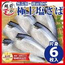 塩さば 干物セット 片身6枚入【冷凍】4セット以上 送料無料 一夜干し/サバ/鯖