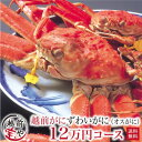 越前カニ ズワイガニ 8万円コース(1杯・2杯・3杯・5杯)...