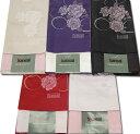 長尺kansai/寛斎 yukata バラ丸 半巾帯・小袋帯・浴衣帯 変り結びが出来ます