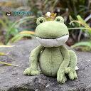 Jellycat Felipe Frog Prince ジェリーキャット フェリペ フロッグ プリンス蛙 カエル かえる 縫いぐるみ 正規輸入代理店 輸入品 東京 原宿 正規品 取り扱い店舗 エトフ