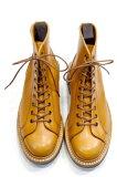 Tricker's Monkey Boots Acorn Antique Calf Commando Sole : トリッカーズ モンキーブーツ エイコンアンティークカーフ コマンドソール