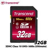 【送料無料】トランセンド TS32GSDHC10U1 [32GB SDHC Class10 UHS-Iカード]