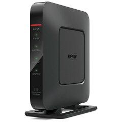 【送料無料】バッファローAirStationWSR-300HP[無線LAN親機11n/g/b300MbDr.Wi-Fi対応]