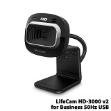 ������̵���ۥޥ����?�եȡ�T4H-00006 [LifeCam HD-3000 v2 for Business 50Hz USB]