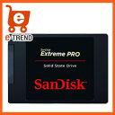 【送料無料】サンディスク SDSSDXPS-240G-J25 [Extreme PRO SSD(240GB 2.5インチ SATA 6G 7mm厚 10年保証)]