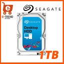 【送料無料】Seagete ST1000DM003 [Barracuda 7200.14(1TB 3.5インチ SATA 6G 7200rpm 64MB)]