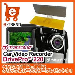 ���Х������ץ쥼��ȡ������̵����TS16GDP220M-J[DrivePro220GPS/Wi-Fi/�Хåƥ���ܥɥ�쥳���ץޥ������]