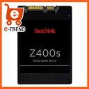 サンディスク SD8SBAT-256G-1122 [Z400s SSD(256GB 2.5インチ SATA 6G 7mm厚 5年保証 WHCK認証)]