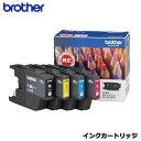 brother(ブラザー) インクカートリッジ LC12-4PK お徳用4色パック 【純正品】