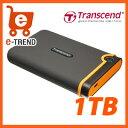 【送料無料】トランセンド TS1TSJ25M2 [USB2.0対応ポータブルHDD StoreJet 25M2シリーズ 1TB]
