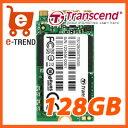 【送料無料】トランセンド TS128GMTS400 [SATA-III 6Gb/s MTS400 M.2 SSD 128GB]【M.2 2242】