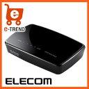 【送料無料】エレコム WLR-300S [無線LANルーター親機/11n.g.b/300Mbps/有線100Mbps]