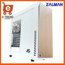 【送料無料】ZALMAN ZM-R1 White [ATX ミドルタワーケース]【PCケース 静音 ATX対応】