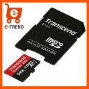 【送料無料】トランセンド TS64GUSDU1P [64GB microSDXC Class 10 UHS-I 400x (Premium)]