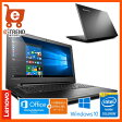 【送料無料】レノボ・ジャパン 80M30015JP [Lenovo ideapad 300 [Cel-N3050 4G 500G win10 OfficePremium (Black)]【ノートパソコン Intel Celeron搭載 Windows10 Office Home & Business Premium】