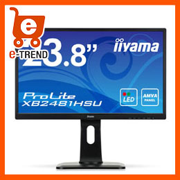 イーヤマ ProLite XB2481HSU-B1 [23.8型ワイド液晶ディスプレイ XB2481HSU ブラック]