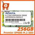 【送料無料】ADATA ASP600NS34-256GM-C [256GB SSD Premier SP600 M.2 2242 MLC SATA 6G]