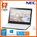 【送料無料】NEC PC-SN232FSA7-2 [LAVIE Smart NS(S)(i3-6100U/4GB/500GB/DSM/15.6/W10/BTM/...