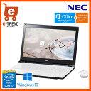 【送料無料】NEC PC-SN256FSA7-2 [LAVIE Smart NS(S)(i7-6500U/4GB/500GB/DSM/15.6/W10/BTM/...