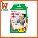 INSTAX MINI WW 2 [チェキ用カラーフィルム instax mini 2パック品(10枚入×2)]